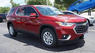 2019 Chevrolet Traverse LT Cloth New Cars - New Braunfels,Texas - 2018-08-15