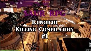 MTA SAUR RPG : Kunoichi Killing Compilation #1