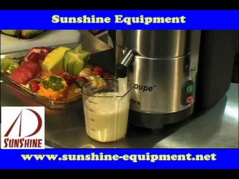 Máy ép trái cây J80 Ultra - Robot Coupe Juice Extractor
