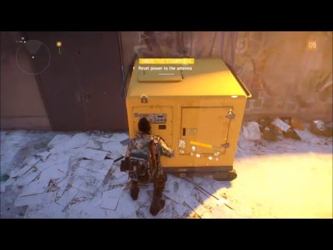 -The Division- Uplink Repair (Hudson Yards)