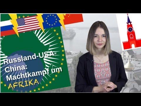 Russland-USA-China: Machtkampf um Afrika