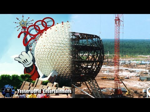 Yesterworld: The Evolution Of Epcot's Spaceship Earth