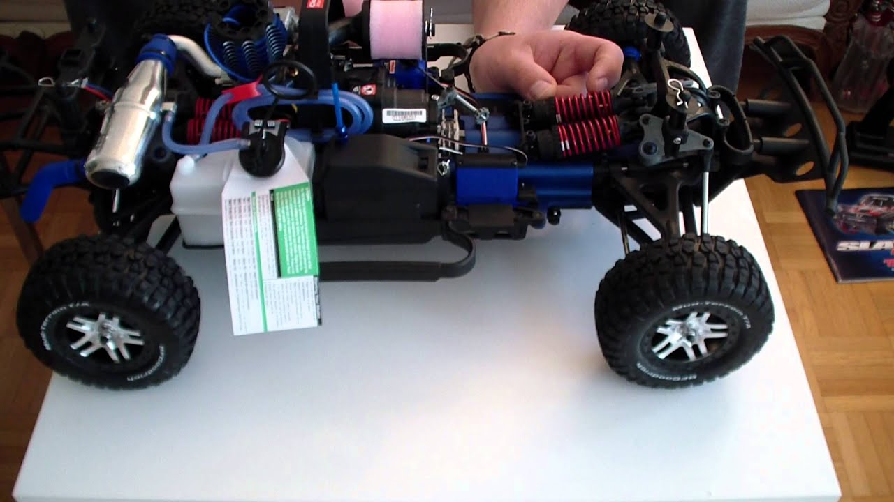 Traxxas Slayer 3 3 pro unboxing