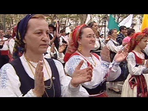 Portuguese parish protest fills Lisbon