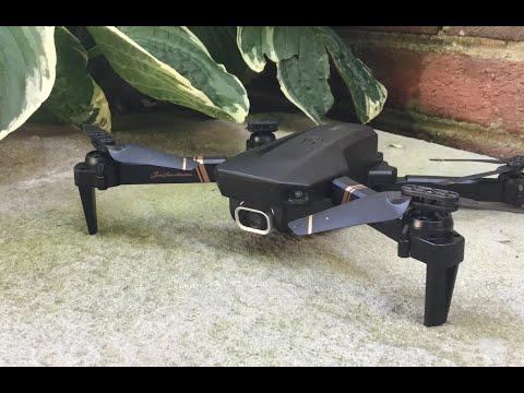 Drone Demo - 4DRC V4 Richie