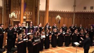 The Singers - Agnus Dei - Samuel Barber