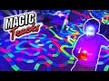 GIANT MAGIC TRACKS TOY MEGA BUILD CAR Adventure!! As Seen on TV Carl and Jinger