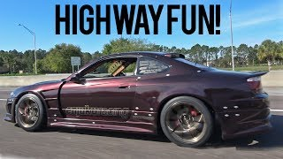 Having fun with the 900HP S15