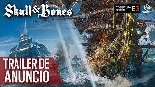 Skull and Bones: Trailer de Anuncio E3 2017