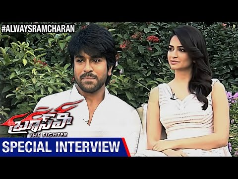 Bruce Lee The Fighter | Special Interview | Ft. Ram Charan & Kriti Kharbanda | Rakul Preet