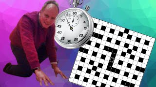 A Crossword World Record Attempt