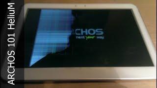 планшет Archos 101 helium \ не включается, замена дисплея