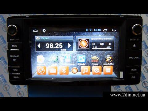 Штатная магнитола Mitsubishi 2013-2015 (ASX, Outlander, Lancer) - RedPower 18239 (Android 4.2.2)
