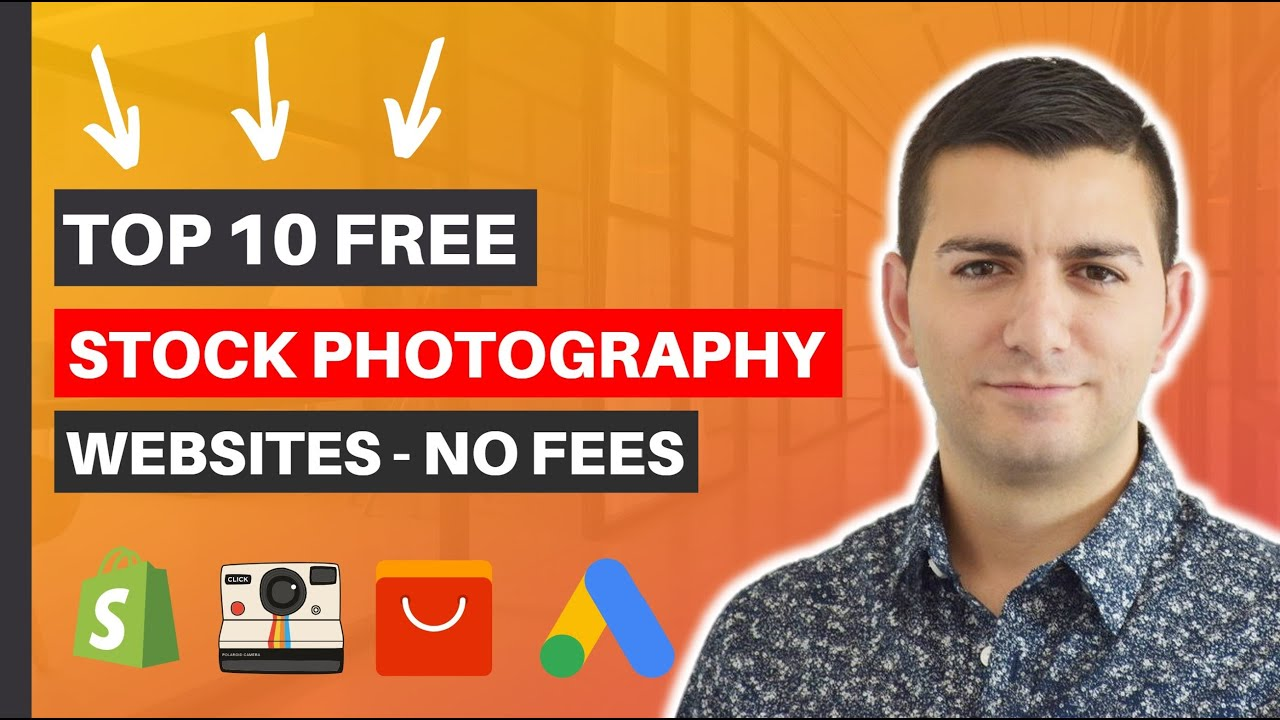 How To Get Free Images For Your Website (Royalty Free)