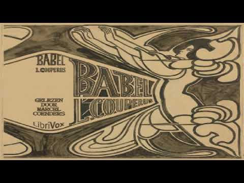 Babel   Louis Couperus   Historical Fiction, Myths, Legends & Fairy Tales   Talkingbook   1/2