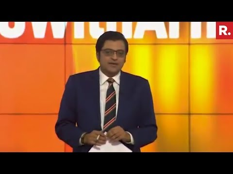 Gujarat Elections 2017: Arnab Goswami Live On Counting Day