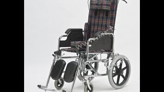 Кресло-каталка ДЦП FS 212(, 2013-10-09T13:30:17.000Z)