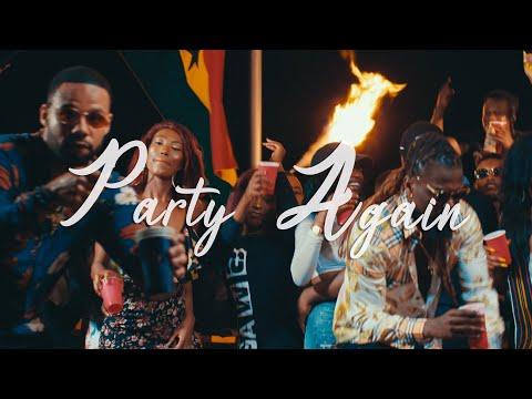 david-jay---party-again-ft.-samini-(official-music-video)-(prod.-by-brainy-beatz)