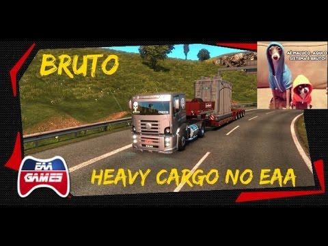 DLC HEAVY CARGO NO EAA - BOB BRUTO