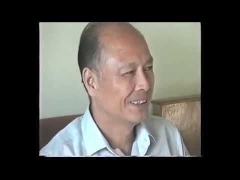 GM Walter Toch study qigong and shaolin kung fu in shaolin temple 1989