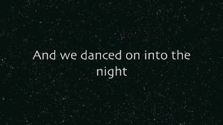 Into the Night Lyrics- Santana Ft. Chad Kroeger