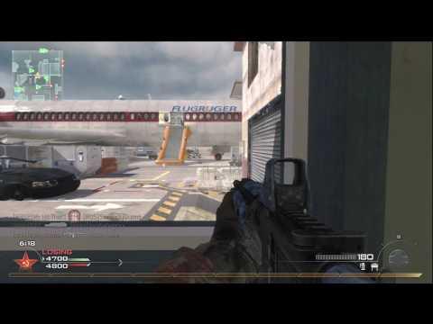 Call of Duty Modern Warfare 2 - Smoke Screen Confusion