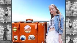 видео Что взять на море из одежды?