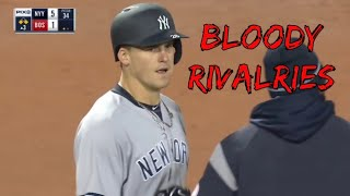 MLB Bloody Rivalries