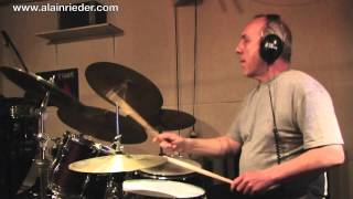 Alain Rieder - Once And For All - Vic Firth & Keith Carlock Contest