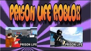 ROBLOX EP1: Prison LIFE (RANDOM GAME SERIES)