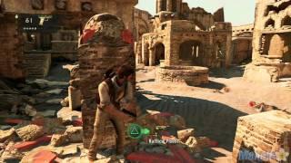 Uncharted 3 Walkthrough - Chapter 19: The Settlement