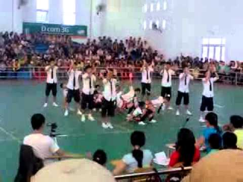 Aerobic THPT Ninh Hải 2011- 2012 8