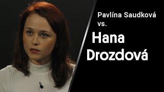 """""""JAMU je škola života i psychoterapie. Zahrála jsem si svého milence."""" – říká herečka Hana Drozdová"""