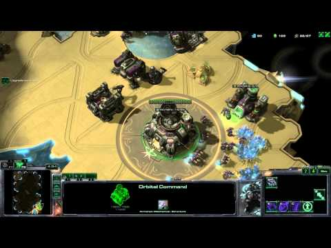 Refined Again - 2v2 Unranked - SC2 HotS - 6/22/15 - Match 01