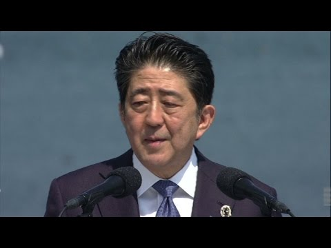 Japan's PM Shinzo Abe concludes G7 summit