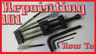 How To Change Dart Points - Designa Repointing Tool