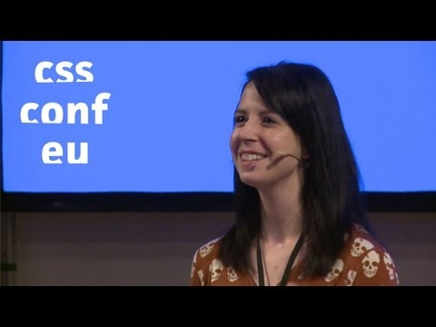 Angelina Fabbro - CSS Levels Up [CSSconf.eu 2013]