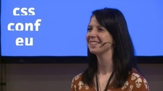 [CSSconf.eu 2013] Angelina Fabbro - CSS Levels Up
