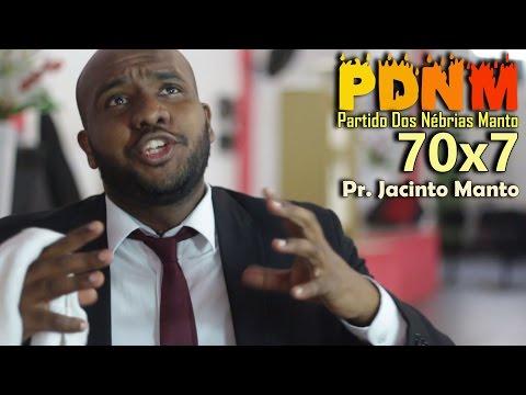 POLITICO PENTECOSTAL - Pr. Jacinto Manto | Tô Solto