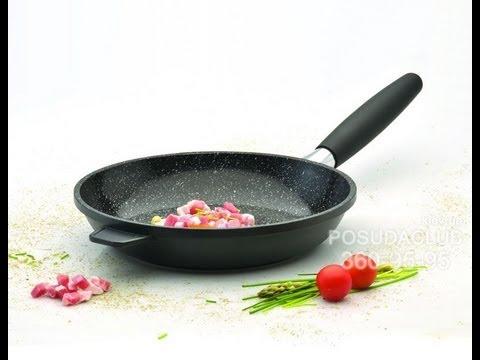 Сковорода Нева-Металл и разъемная форма для выпечки. Обзор - YouTube