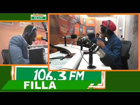 Showbiz Fylla with Black I and Sally on Adom FM (13-2-19)