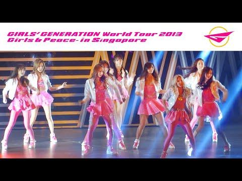Girls' Generation 소녀시대 Singapore 2013 Concert Part 1 Of 5 (HD)