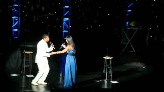 "Toni Braxton & Babyface ""Live"" - How Could AnAngel Break My Heart"