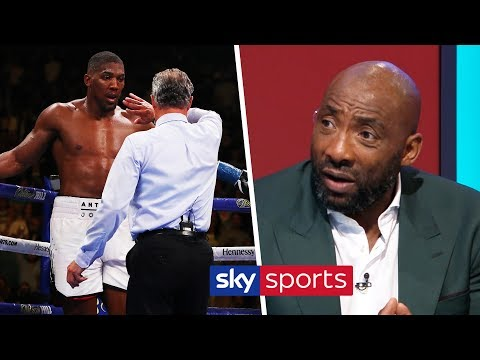 'HE'S CHANGED BOXING!' - Johnny Nelson passionately defends Joshua after Ruiz defeat | W/Adam Booth