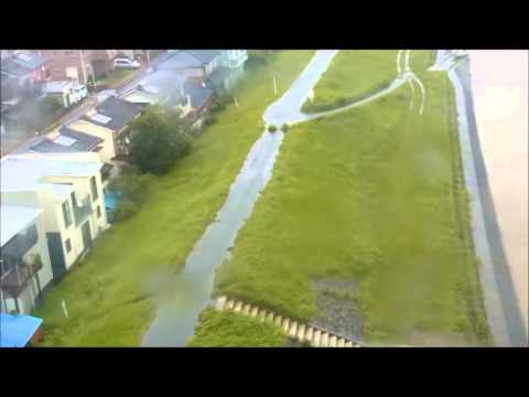 Typhoon Halong 1,  Aug 9th 2014  am10