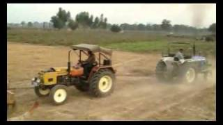 best tractor of punjab&india is new holland 3630