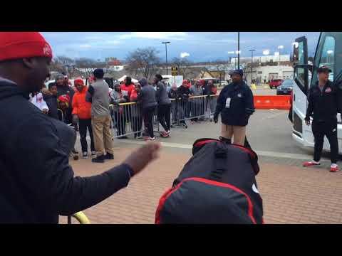 Urban Meyer's anger, J.T. Barrett's calm and Ohio State's undefeated coach/QB combo vs. Michigan