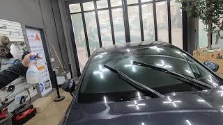 기아자동차 신형 K5 DL3 차량에 오토 와이퍼 레인센…