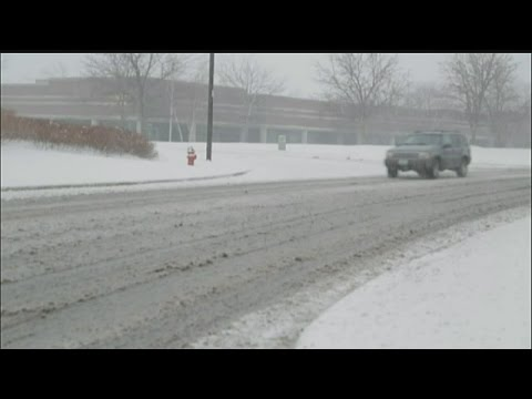 Winter weather driving: According to law, what is too fast or too slow?