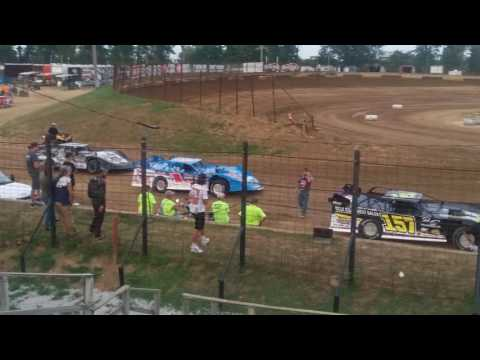 World of Outlaws Late Model Hot Laps  Fayette County Speedway